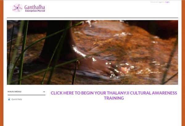 Ganthalha Online Training Portal